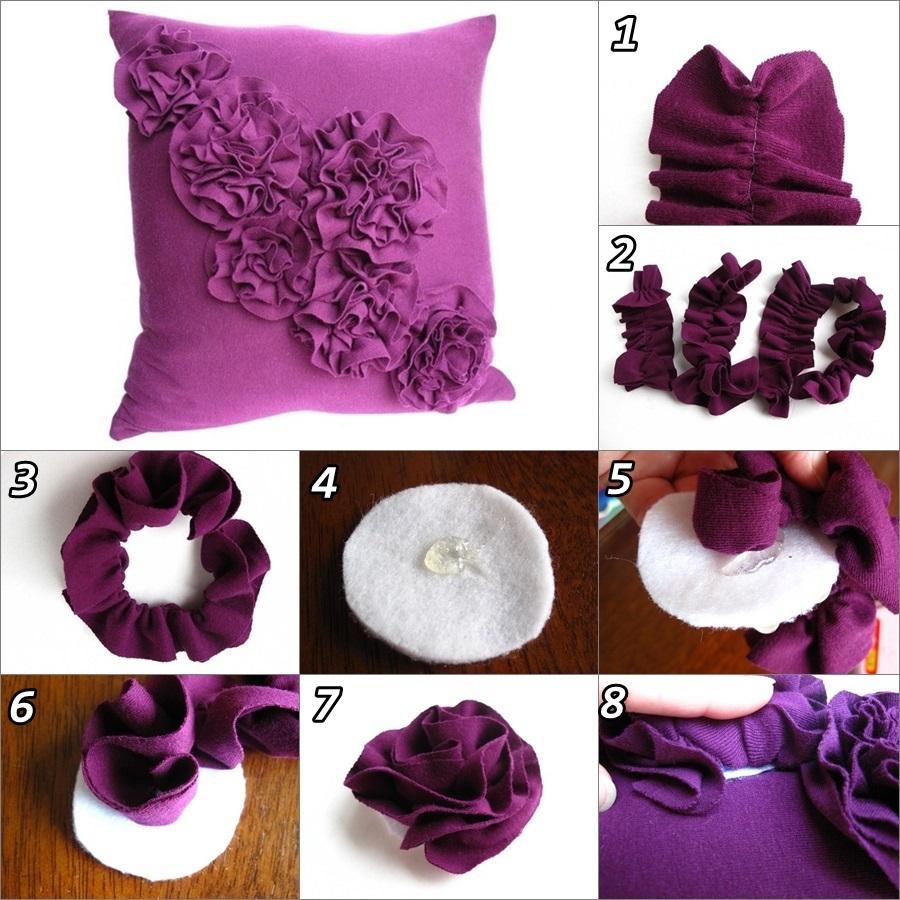 Come valorizzare un cuscino