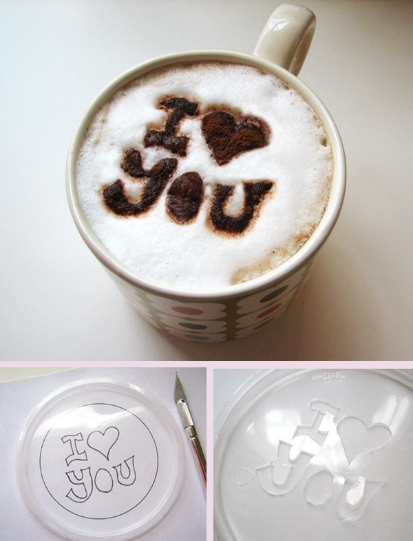 Come personalizzare il cappuccino