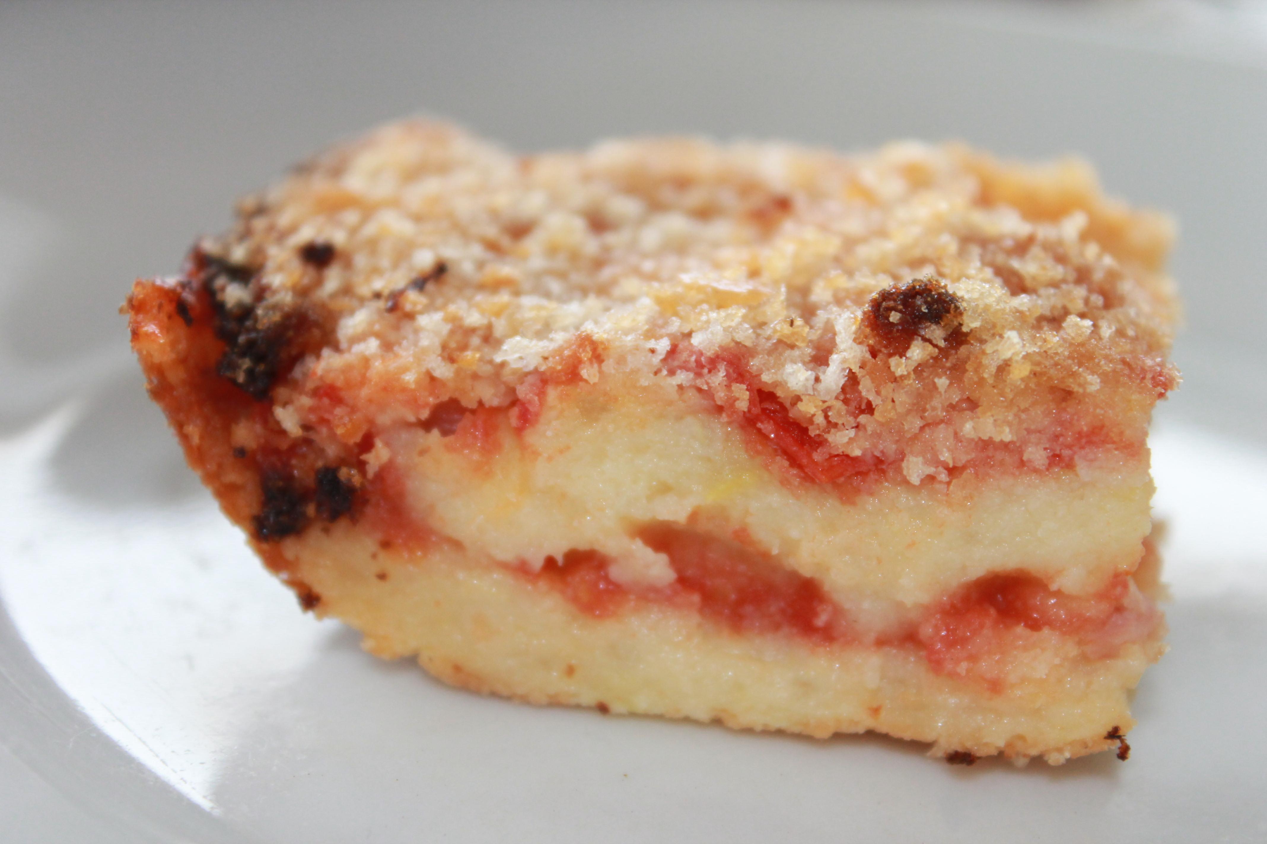 Pizza rustica di patate ai wusterl