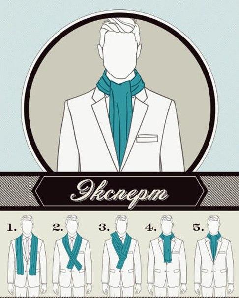 6-Ways-to-Tie-a-Man-Scarf-6