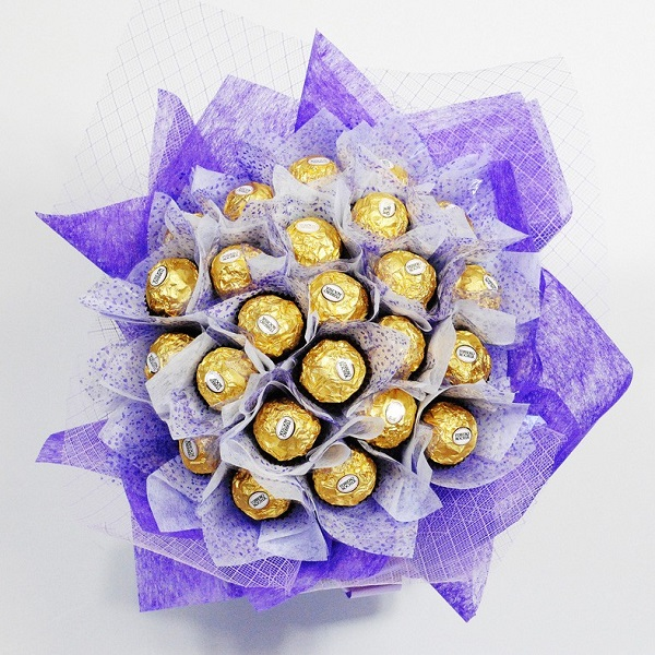 Come fare un bouquet di Ferrero Rocher