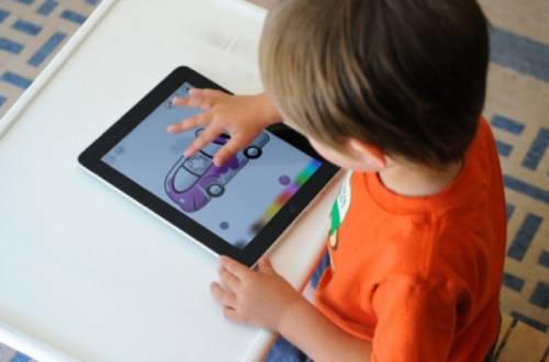 iPad-bambini