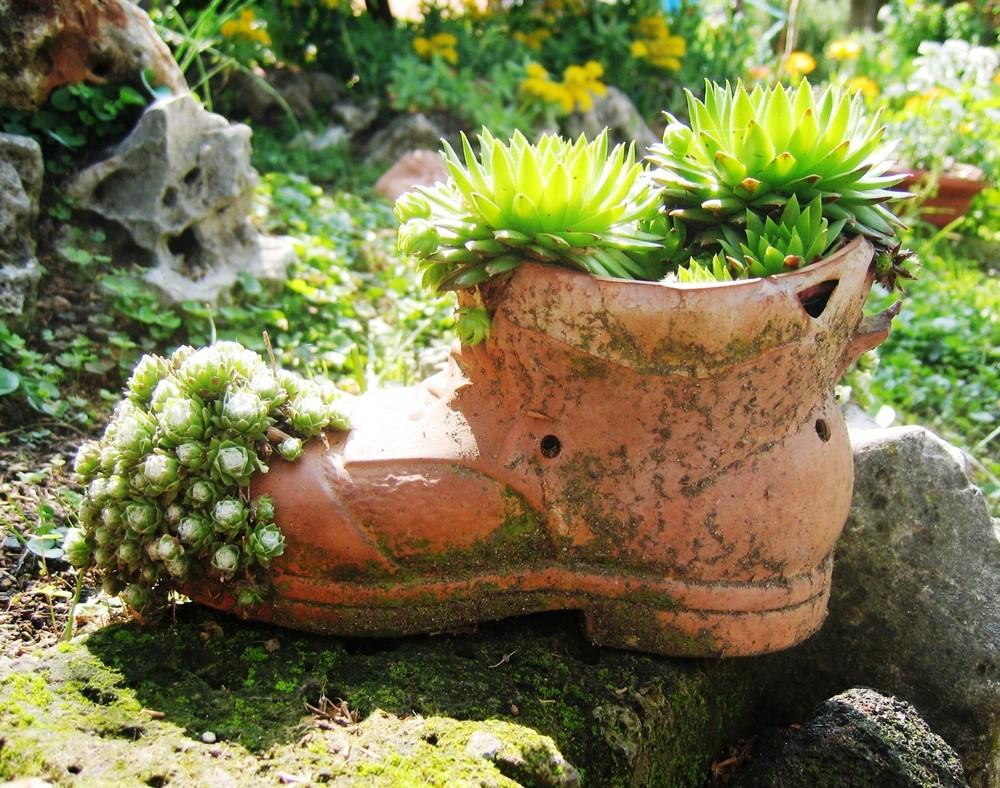 Come decorare il giardino passionando - Come decorare il giardino ...