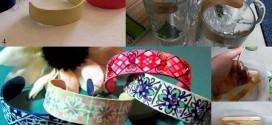 Come realizzare un braccialetto con i bastoncini del gelato