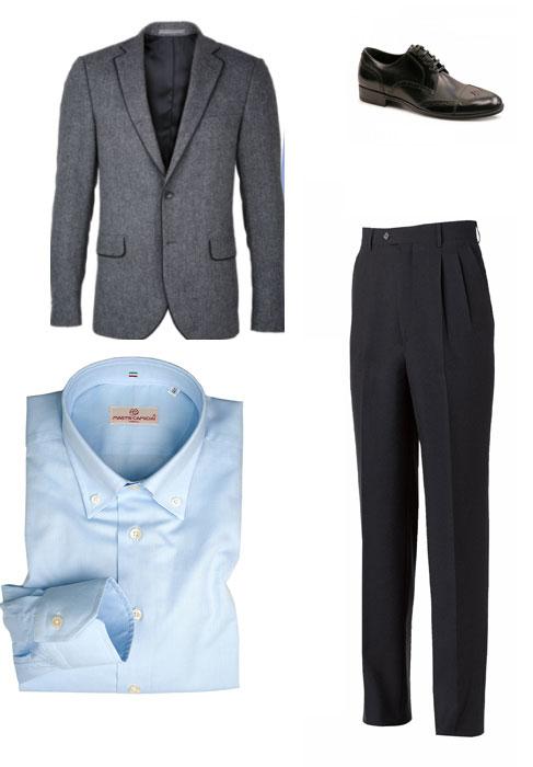 abbastanza Come indossare un blazer per l'uomo | Passionando EU68