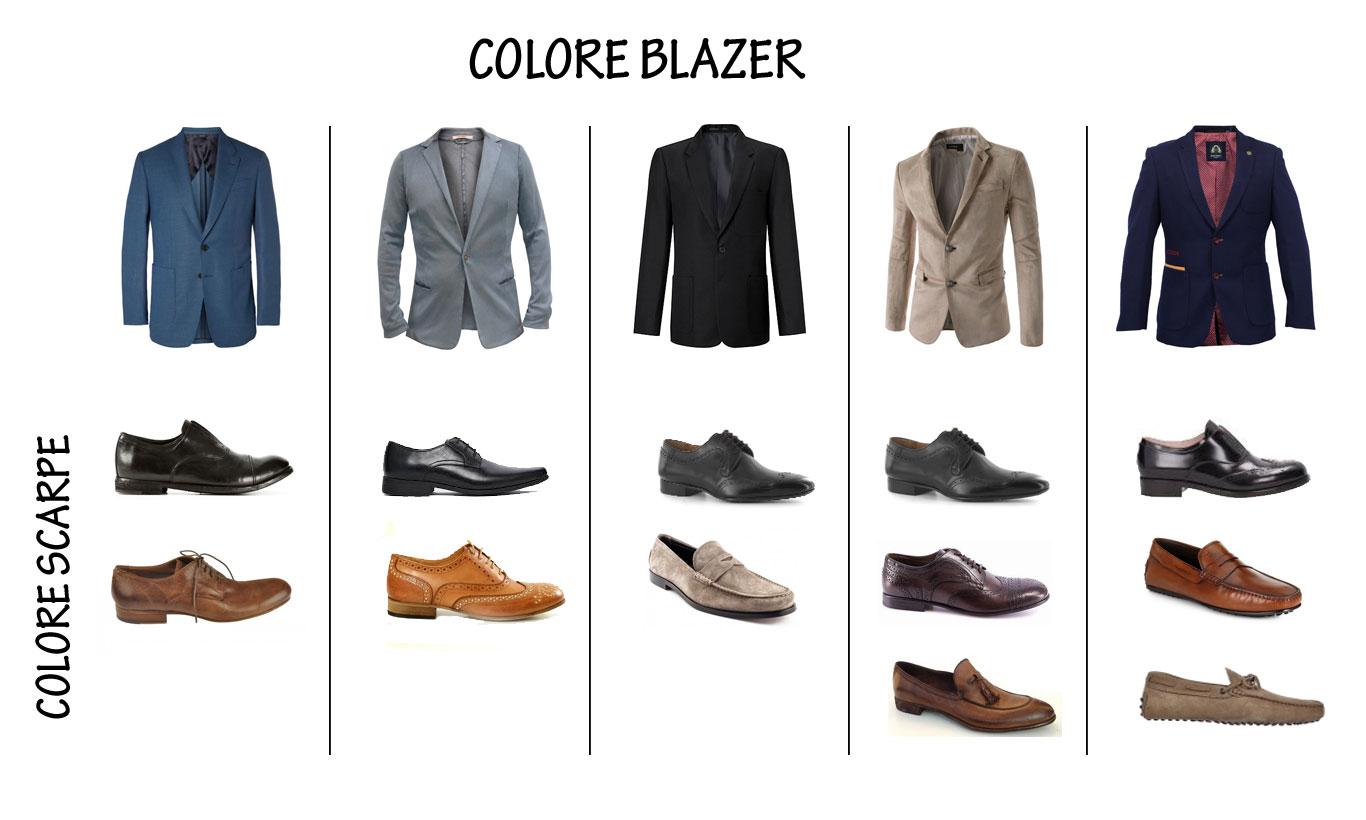 1cb01ae3da14c0 Abbinamento del colore giusto tra blazer-giacca e scarpe | Passionando