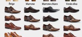 Abbinamento del colore giusto tra abito e scarpe