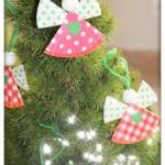 Addobbi natalizi con i pirottini : Angelo di Natale