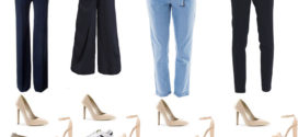 Quali scarpe abbinare ai pantaloni