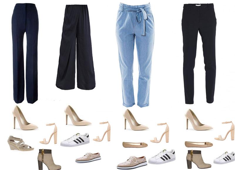 Quali scarpe abbinare ai pantaloni | Passionando