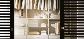 Come tenere in ordine l'armadio