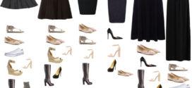 Abbinamento tra gonne e scarpe